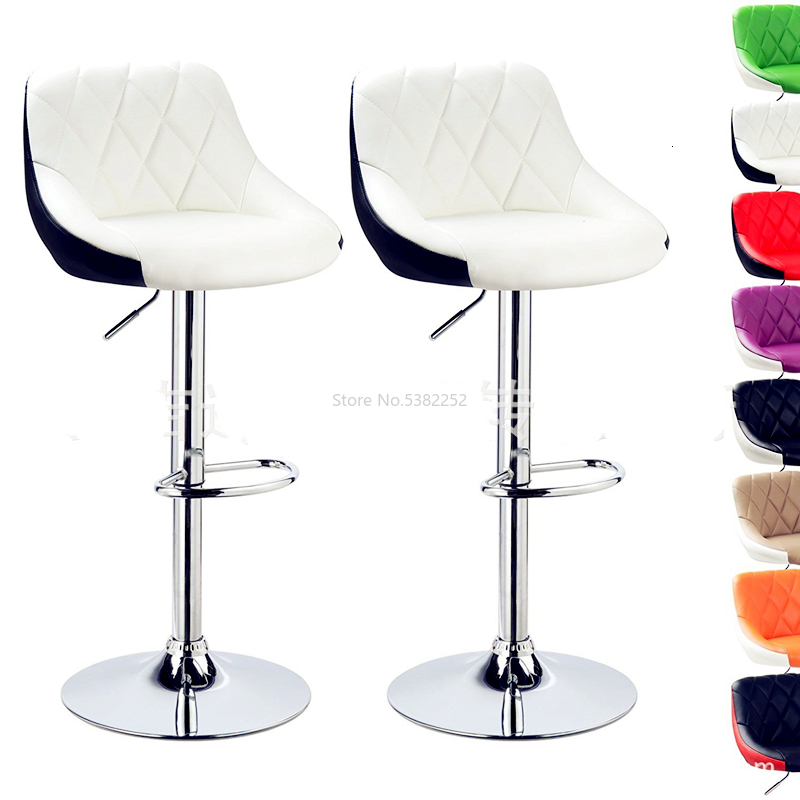 Bar Chair Bar Counter Chair High Foot Chair Bar Stool Reception Chair Lift High Fund