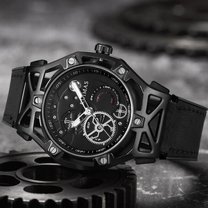 Stainless Alloy Sport Watches for Mens F