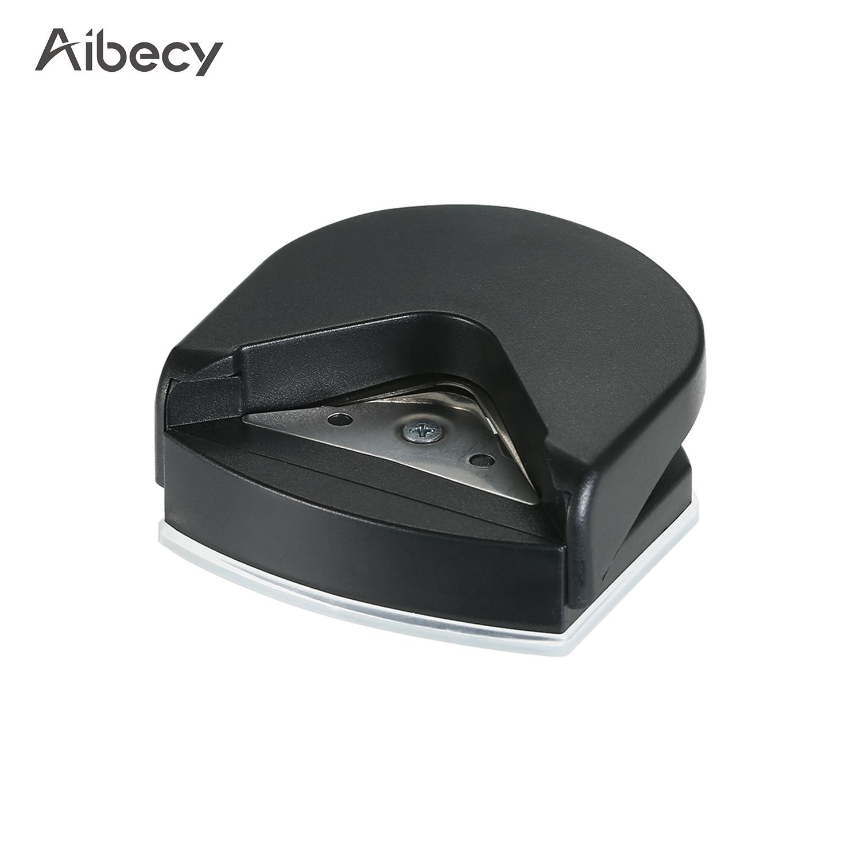 Портативный угловой мини-рокер Aibecy, Круглый Угловой световой триммер, резак 4 мм для открыток, фото, штампов, приглашений