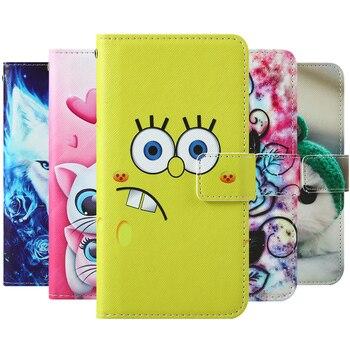 Перейти на Алиэкспресс и купить Для Elephone E10 Doogee X95 Cubot Note 10 Infinix Note 7 Lite, чехол-бумажник из искусственной кожи, Магнитный чехол-книжка с держателем для карт, чехол s