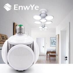 3 шт. E27 40 Вт 50 Вт супер яркий светодиодный складной светильник лампа для футбола НЛО AC 85-265 в светодиодный светильник рождественские подарки ...