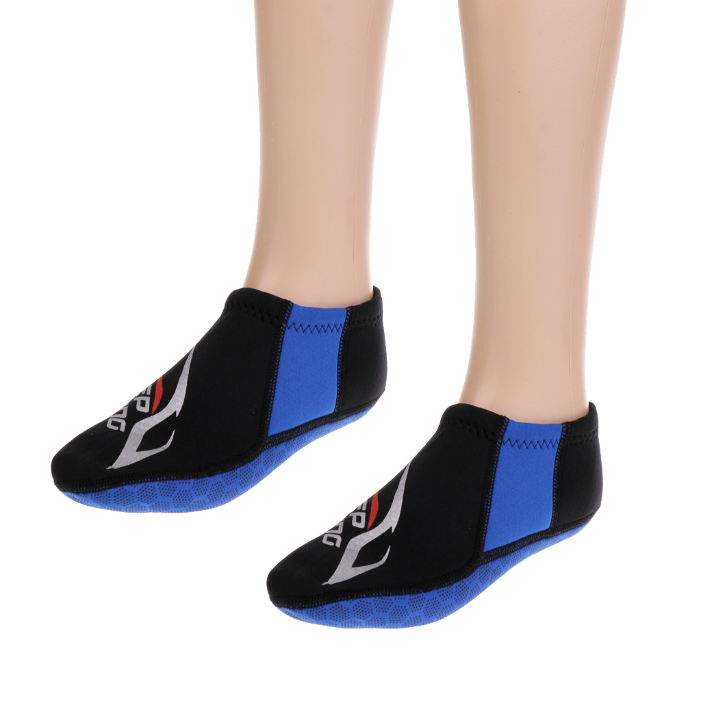 3mm Neoprene Water Sports Scuba Diving Socks Kayaking Swimming Beach Pool Snorkeling Surfing Aqua Fin Boots Footwear XS-XL