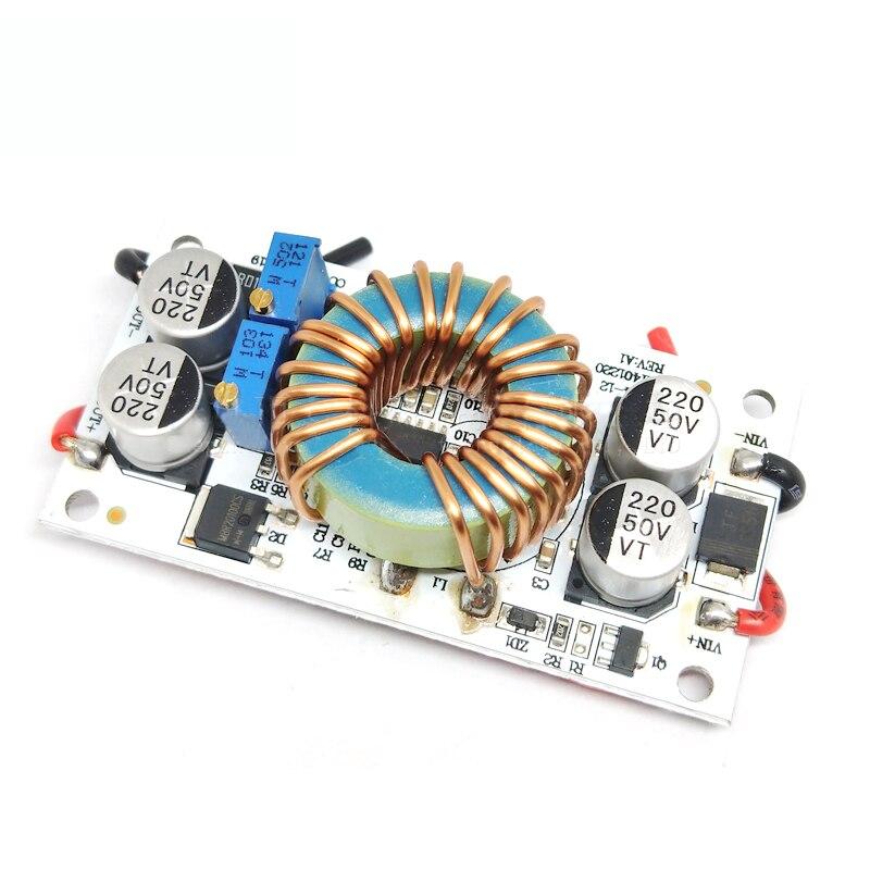 Преобразователь постоянного тока, постоянный ток, постоянный ток, мобильный источник питания, 250 Вт, 10 А, светодиодный модуль драйвера, неизо...