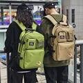 Jungen Schule Taschen für Jugendliche Mädchen Student Rucksack Männer Frauen Bookbags Große Kühle Persönlichkeit Hohe Tasche für Schule Adrette