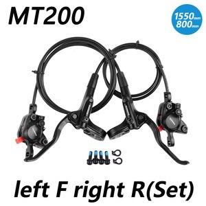Image 5 - ZOOM HB 875 Bicycle Brake mtb Brake Hydraulic Disc Brake 800/1400/1450/1550mm MT200 Mountain Bicycle Brake Upgrade MT315 MT615