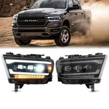 avec ou sans Désir d/'immatriculation Dodge RAM 1500 PICK UP 2019 noir