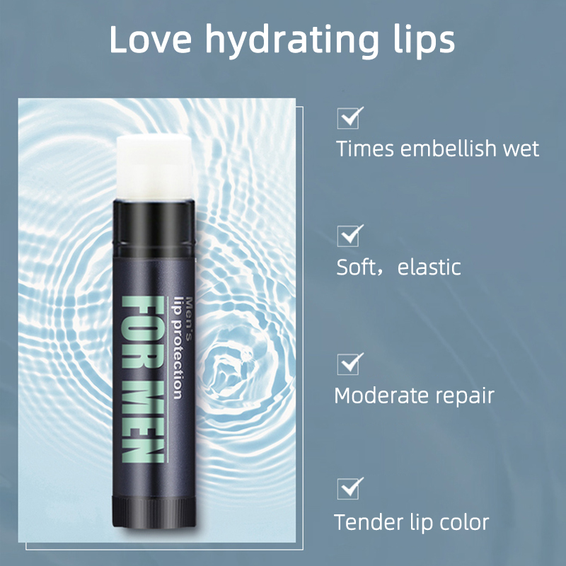 Hydrating Moisturizing Dry Chapped Lips Lipstick For Men Repairing The Cracked Lips Nourishing Skin E1 4