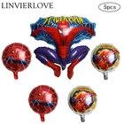 5Pcs Spiderman Foil ...