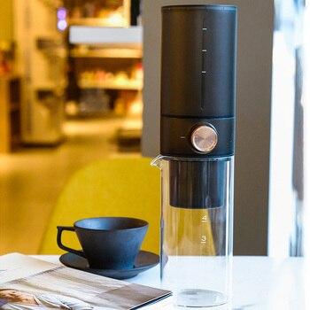 TIMEMORE Cold Brew Coffee Maker  ice dripper coffee pot precise finish exquisite cold brew small Slow Drip Brewer 400ml
