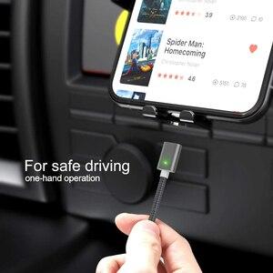 Image 3 - CANDYEIC Micro USB câble chargeur magnétique pour Samsung Xiaomi Huawei Sony Android téléphone portable Charge rapide aimant câble de données fil