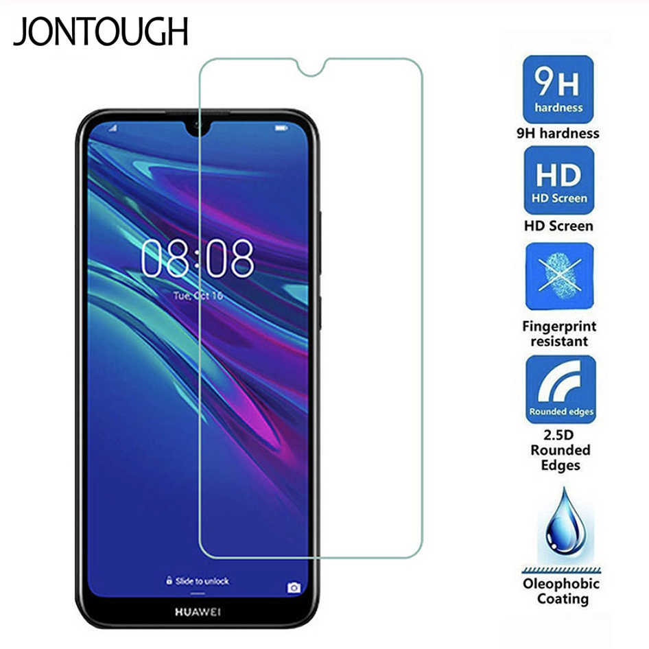 Glass on Huawei Y6 Y7 Prime 2018 2019 Y5 lite screen protector for nova 5T 3 3i 3e protective film 9D tempered glass