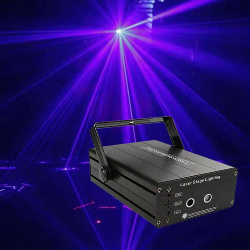 UP Date High Power Red Green Mini Laser Stage Light Projetor Professional Mixing Disco Home Party Dj Ilumiere Lights Show Xmas