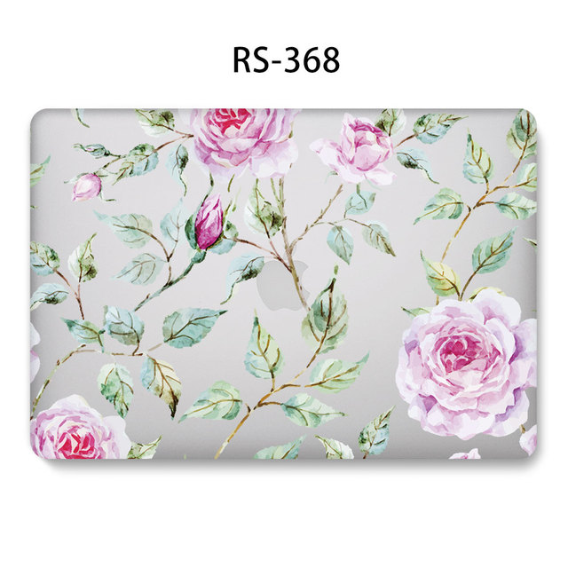 Soft Leaf Case for MacBook 4