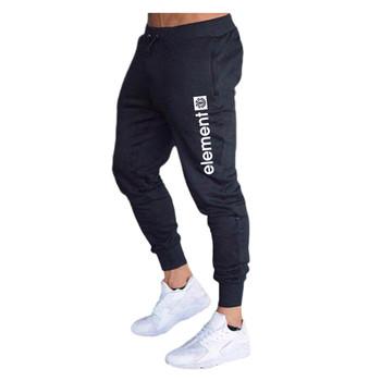 strong Import List strong Nowy 2020 spodnie do joggingu męskie spodnie do biegania z Fitness sportowy rajstopy do biegania i na siłownię kulturystyczne spodnie dresowe sportowe męskie spodnie tanie i dobre opinie POLIESTER Troczek Pełna długość Bieganie Dobrze pasuje do rozmiaru wybierz swój normalny rozmiar