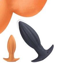 2021 novo enorme anal plugues brinquedos eróticos bunda grande plug ânus vagina dilatador adulto masturbador brinquedos sexuais para homens mulher sexo anal produto