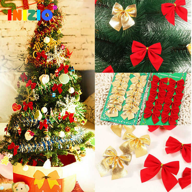 New Christmas Items 2020 New Year 2020 Christmas Tree Decoration Christmas Items Gold Small