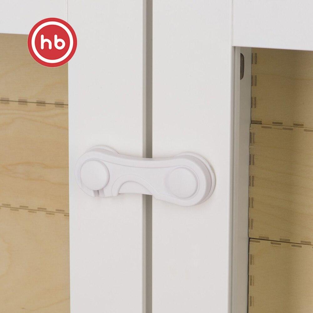 Gates Doorways Happy Baby 19015 Door Stopper For The Baby Products Fencing For Children Fixator Blocker Plastic Horizontal