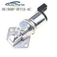 Nova alta qualidade válvula de controle de ar ocioso para ford escort 2.0l 16 válvulas fiesta 1.3l l4 95bf 9f715 ac 95bf9f715ac|Válvulas e peças|Automóveis e motos -