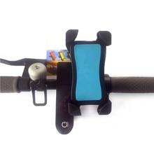Держатель для телефона Xiaomi Mijia M365 Ninebot ES2 Электрический Скутер Складной Mijia Qicycle E-Bike скутер держатель для мобильного телефона