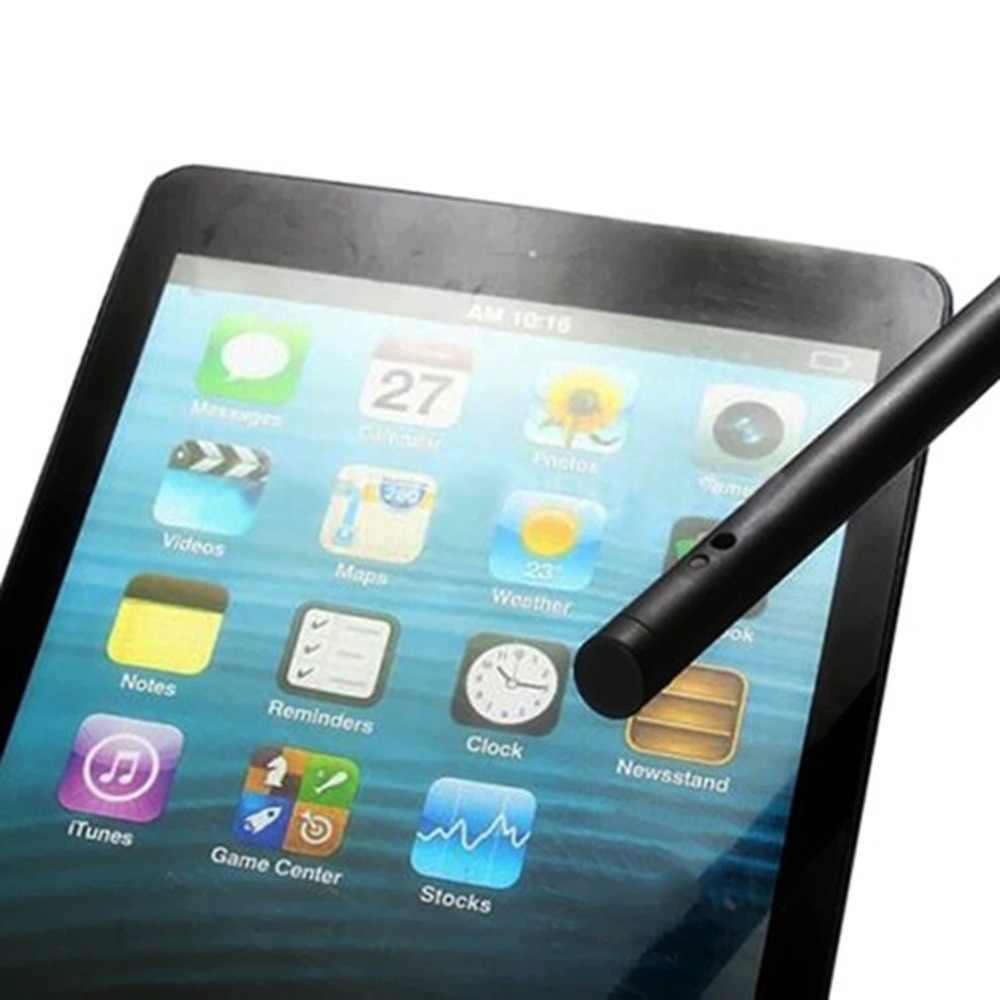 2-في-1 متعددة الوظائف قلم شاشة اللمس العالمي ستايلس القلم المقاومة اللمس بالسعة القلم ل ذاكرة فلاش PC