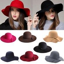 Шляпа от солнца, большая шляпа, Женские аксессуары, вязаная шляпа с бантом, пляжная одежда, меховая Корейская пляжная шляпа, женская шляпа, милая элегантная красивая вентилируемая шляпа