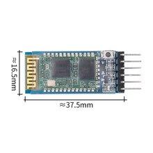 50 개/몫 hc05 안티 리버스, 통합 블루투스 직렬 통과 모듈, HC 05 마스터 슬레이브 6 핀
