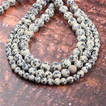 Wholesale Fashion Jewelry Frosted Spots 4/6/8/10 / 12mm Suitable For Making Jewelry DIY Bracelet Necklace