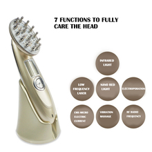 1 Pcs New Hair Combing Beauty Equipment RF Radio Frequency M