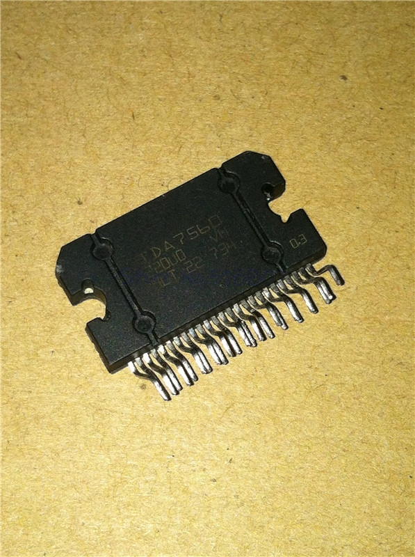1pcs/lot TDA7560 TDA7564 TDA7563 TDA7562 ZIP In Stock