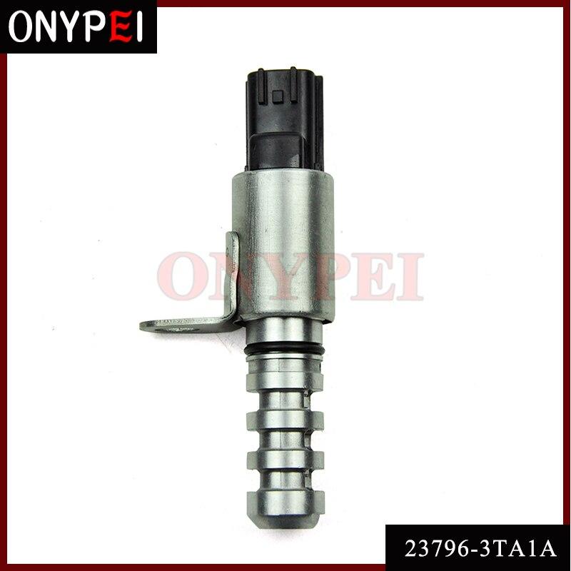 237963TA1A Camshaft Timing Oil Control Valve 23796-3TA1A For Nissan Altima Rogue 2014 2015 2.5L L4 QR25DE