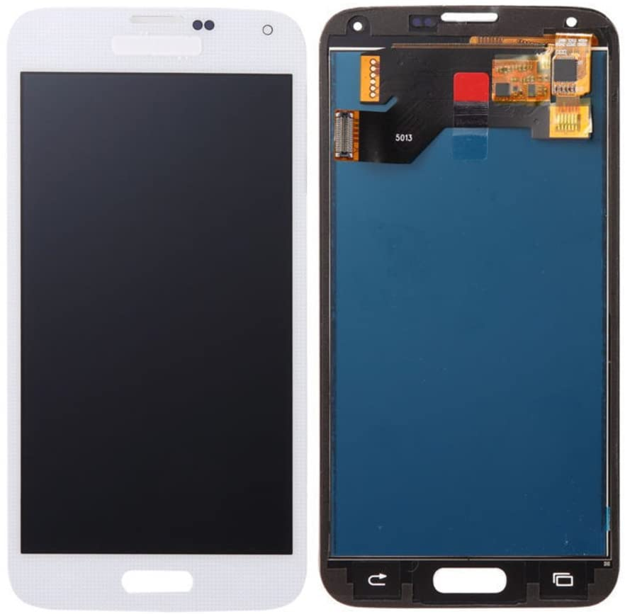 Replacement For Samsung Galaxy S5 i9600 G900 G900A G900F G900P G900V G900T <font><b>G900H</b></font> Series LCD <font><b>Display</b></font> Screen Digitizer Assembly image