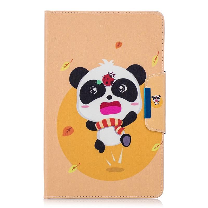 Yellow panda Green Funda for iPad Pro 11 2020 Case Kawaii Unicorn Panda Flamingo Tablet Cover For Coque iPad