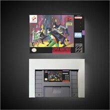 Batmans 게임 & 로빈의 모험 액션 게임 카드 소매 상자가있는 미국 버전