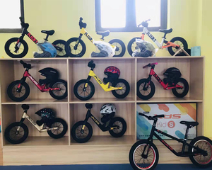 Image 5 - XDS Balance Baby Bike Kids Bicycle Ride on Toys No Pedal 2 7 Year Old Beginners Ski glissade run slide glide Car Riding