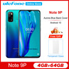 Ulefone Note 9P 6.52''HD+ Android 10 4GB 64GB 16MP Smartphone MT6762V Waterdrop Screen Octa Core 5V/2A 4G 4500mAh Mobile Phone 1