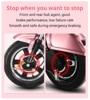 Motocicleta Eléctrica CE Cert Fast High-power Energy-saving Motor Moped Bicycle Light Electric Motorcycle EU Trans 3