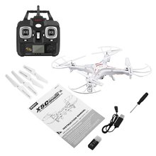 SYMA X5C Upgrade Version RC Drone 6-Axis Remote Control Helicopter Wind Resistance Unmanned Quadcopter With 2MP HD Camera Drone