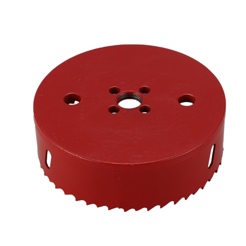 6mm Drill Bit 115mm Cutting Diameter Hole Saw For Drilling Wood