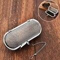 Edelstahl Spice Lose Tee Blatt Pflanzliche Filter Werkzeug Tee Sieb Hängen Tee-ei Küche Gadgets Zubehör