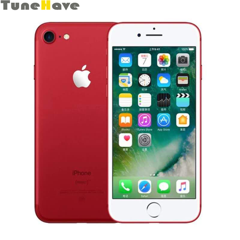 Apple iphone 7 e iphone 7 plus original usado, qualidade a, desbloqueado de fábrica, ios, 6 meses de garantia da loja celular usado 2