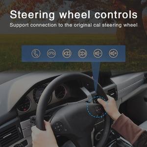 Image 3 - Android 8.1car multimedia dvd speler navigatie Voor Lada Granta 2018 2019 met GPS radio video speler ondersteuning Bluetooth HD kaart