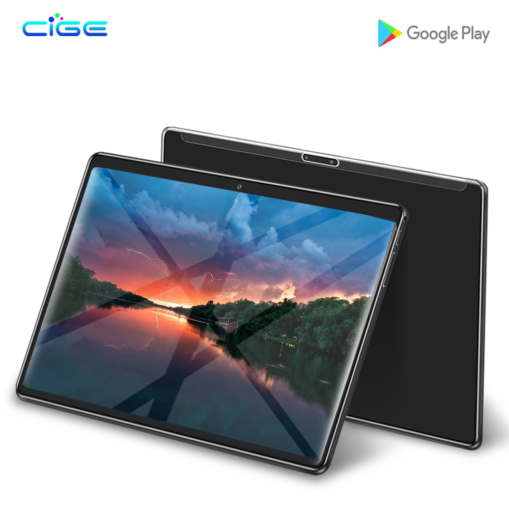 N9 Tablet Pc 10.1 Inch Laptop Android 8.0 3G 4G Lte Phone Call Octa Core Tablets GPS WiFi Bluetooth FM 6GB+64GB Phablet 10