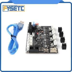 Image 2 - Cheetah v1.1b 32bit Board TMC2209 UART Silent Board Marlin 2.0 SKR mini E3 TMC2208 For CR10 Ender 3 Ender 3 Pro Ender 5