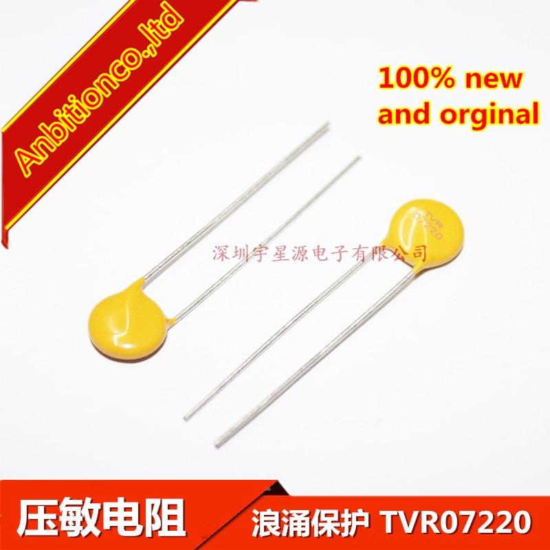 10pcs 100% New Original Surge Protection Varistor TVR07220KSY TVR07220