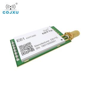 Image 5 - 433MHz TCXO طويلة المدى E61 433T30D جهاز الإرسال والاستقبال اللاسلكية وحدة الإرسال والاستقبال UART البيانات