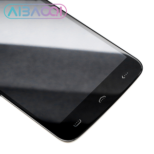 Image 4 - AiBaoQi 100% warranty 5.5 inch Touch Screen + 1280X720 LCD Display Assembly Replacement For Homtom HT50