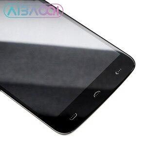 Image 4 - Aibaoqi 100% Bảo Hành Màn Hình Cảm Ứng 5.5 Inch + 1280X720 Màn Hình LCD Hiển Thị Hội Thay Thế Cho Homtom HT50