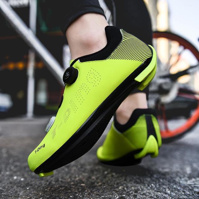 2020 ultraleve auto-travamento pro sapatos de ciclismo dos homens da bicicleta de estrada triathlon sapatos de bloqueio de bicicleta tênis zapatillas ciclismo 5