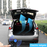 Porta traseira elétrica para lexus nx 2015-2019 carro de controle remoto inteligente porta traseira elevador alimentado porta porta aberta