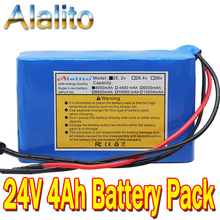 Battery-Pack Electric/lithium-Ion 4000mah 24v 4ah 6s2p 18650 Li-Ion High-Capacity